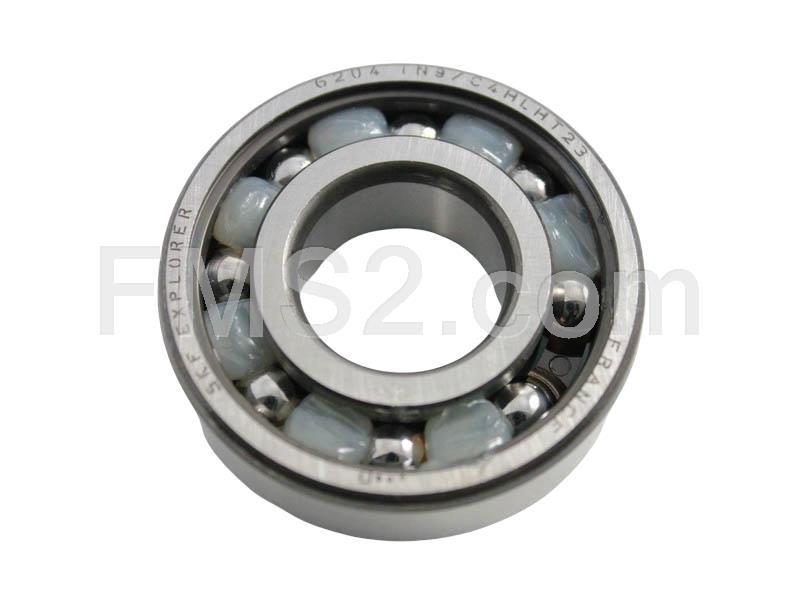 Cuscinetto Bearing 6204tn9-c4hlht23 - SKF Athena, ricambio MS200470140N4