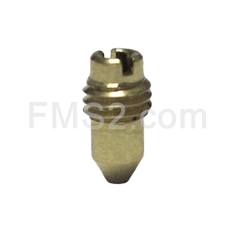 Getto minimo numero 42 - filetto 5mm per carburatori dell'orto phbg, ricambio 14042