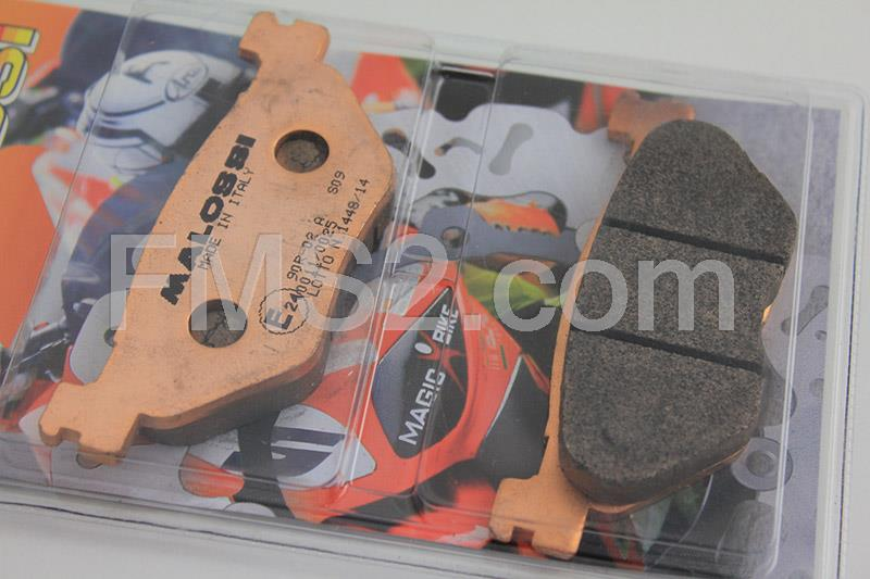 Brake pads mhr synt omologate, ricambio 6215030