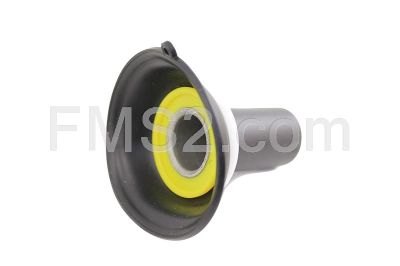 Membrana carburatore scooter Piaggio 125cc. (DR, HUTCHINSON e TOP PERFORMANCE), ricambio MC12002