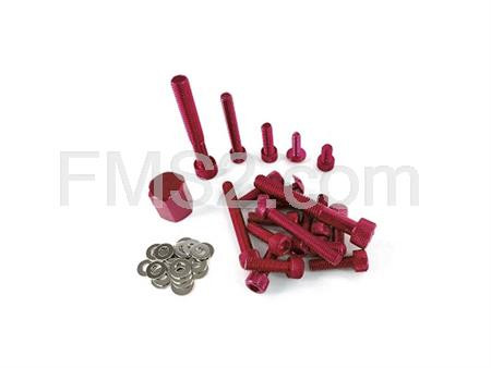 Kit viti decoro Booster Spirit rosse TNT, ricambio 171104