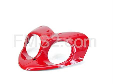 Contorno faro Next new model rosso Racing TNT, ricambio 366810