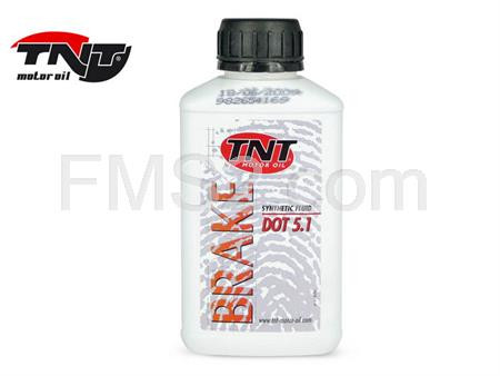 Liquido freni dot.5.1 TNT oil 250ml, ricambio 621075