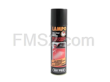 Spray Lampo moto supercera per carene 250ml (Mafra), ricambio H0123