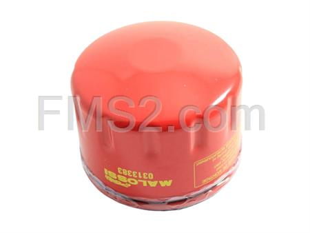 Red chilli oil filter filtro olio Malossi, ricambio 0313383