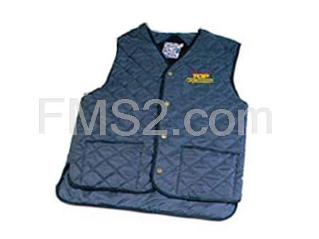 Gilet top performance blu taglia XL, ricambio 998002C