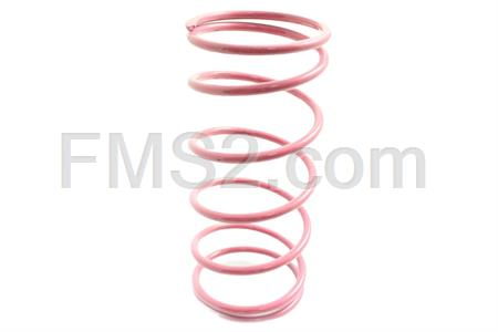 Molla contr.variatore Suzuki (+30%) colore rosa (DR, HUTCHINSON e TOP PERFORMANCE), ricambio ML06222